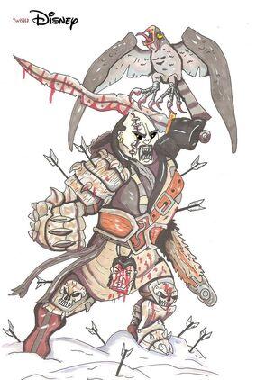 Shan Yu (Hellfire Mode)