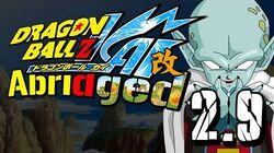Dragon Ball Z KAI Abridged Parody Episode 2