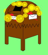 Monster Mail Box 4