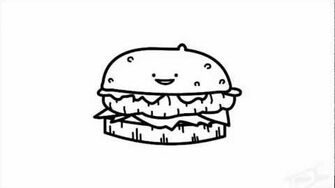 -Hello burger. I used to be a cow