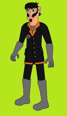 Professor Glitz Sirius