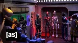 THX-1138 Robot Chicken Adult Swim