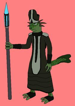 King Artux Insemna