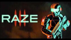 Raze 3 Soundtrack Juice-Tin - Sad Robot