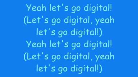 Phineas And Ferb - Let's Go Digital Lyrics (HQ)