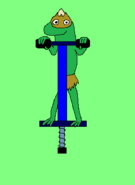Pogo Frog (Jungle Bungalo)