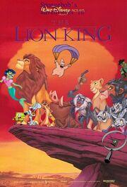 Spongebob's adventures in Lion king
