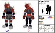 Fugbopath Species