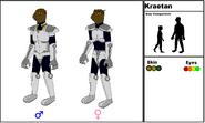 Kraetan Species