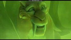 Ice Age 3 Laugh Gas Scene