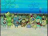 Plankton's Family