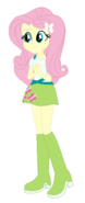 Fluttershy (Humanized)