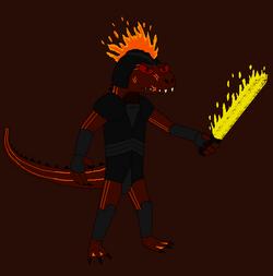 Lieutenant Hellfire
