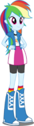 Rainbow Dash (Equestria Girls)