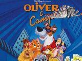 SpongeBob and Friends Meet Oliver & Company