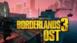 Borderlands 3 Unreleased OST Lectra City Combat (In-Game Ver