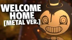 WELCOME HOME Metal Ver