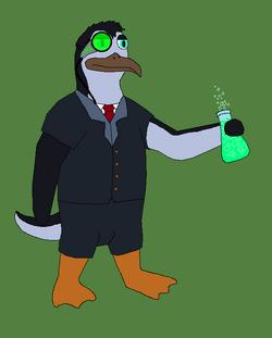 Dr. Mjorton