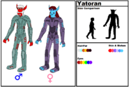 Yatoran Species