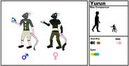 Yurun Species
