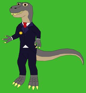 Mayor Rex