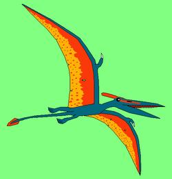 Pteronodon (Omicron)