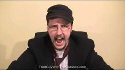The Nostalgia Critic SHUT UP!