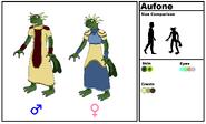 Aufone Species
