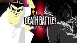 Samurai Jack vs Afro Samurai (Death Battle) music