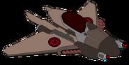 VA- AV-450 'Pugilist' Fighter