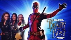 "Deadpool The Musical - Beauty and the Beast ""Gaston"" Parody"