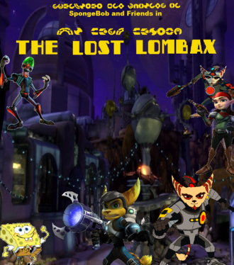 The Lost Lombax