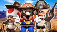 SMG4 Wild, Wild Mario