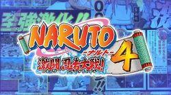 """Naruto Gekitō Ninja Taisen! 4 - """"Sansukumi"""" (Theme of '3-Way Deadlock') 1080p"""