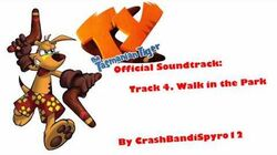 Ty The Tasmanian Tiger Official Soundtrack Track 4 Walk in the Park