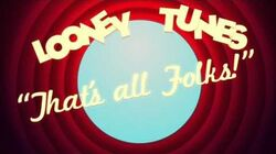 Updated Looney Tunes Outro