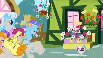 My Little Pony Friendship is Magic - Benny Hill Chase (Background Music)