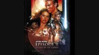 Star Wars Episode 2 Soundtrack- Confrontation With Count Dooku And Finale