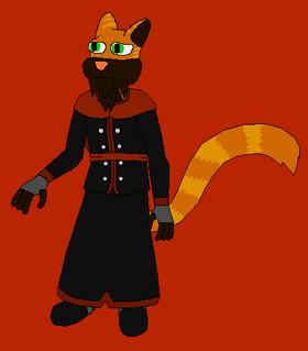 Emperor Marlin Paw