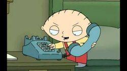 Family Guy - Stewie phone call