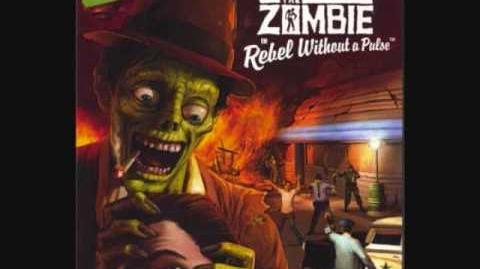 Stubbs the Zombie Oranger - Mr