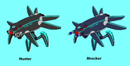 Super Ops Megadrones