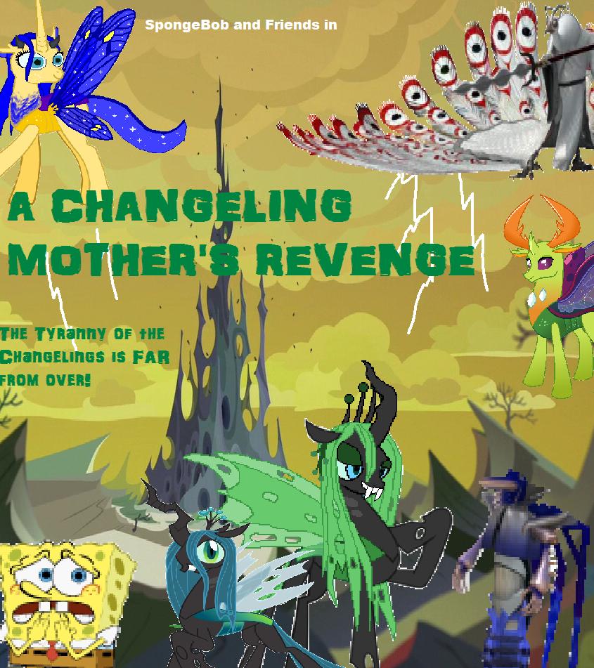 A Changeling Motheru0026#039 ...  sc 1 st  SpongeBob u0026 Friends Adventures Wiki - Fandom & A Changeling Motheru0027s Revenge | SpongeBob u0026 Friends Adventures Wiki ...
