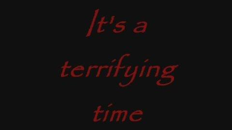 It's Terror Time Again - Lyrics