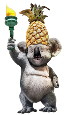 Nigel the Koala