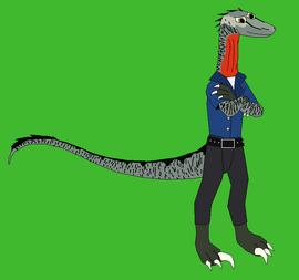 Trevor Jurassic
