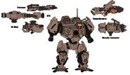 VA- Mark IX 'Aggressor' Exosuit