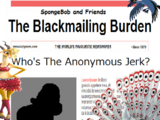 The Blackmailing Burden