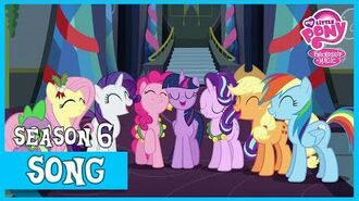 Hearth's Warming Eve Is Here Once Again (A Hearth's Warming Tail) MLP FiM HD