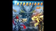 Intrusion 2 Original Soundtrack Track 6- Sonic Speed